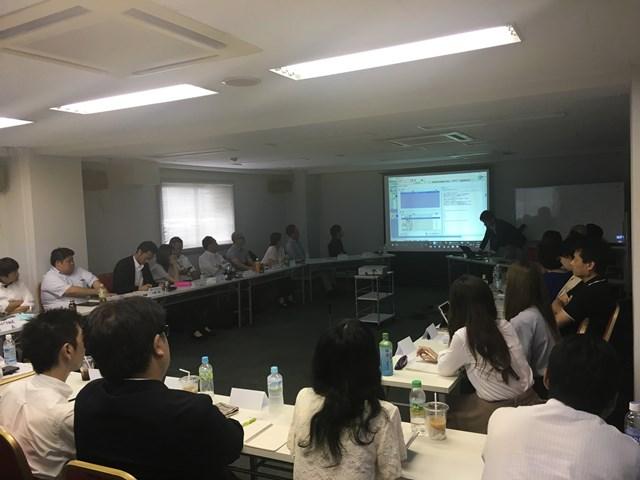 7/4第2回関東ブロック勉強会風景