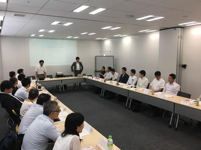4/11東京ブロック勉強会全景